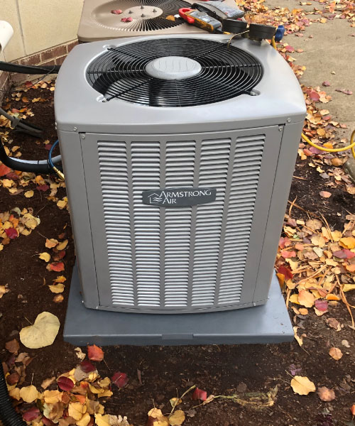 AC repair service - call RJ's to schedule your air conditioner repair today.