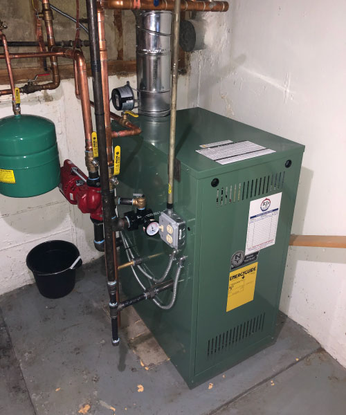 Boiler repair service - call RJ's to schedule your boiler repair today.