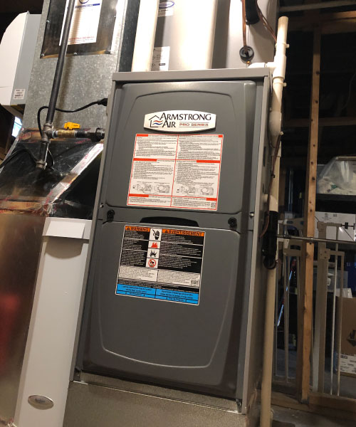 Furnace repair service - call RJ's to schedule your furnace repair today.