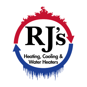 Schedule your HVAC service with RJ's Heating, Cooling & Water Heating today!
